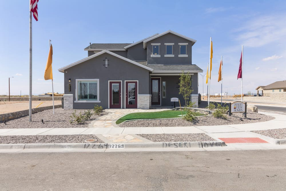 Desert Sands New Homes In El Paso Tx 79938 View Homes